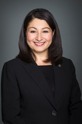 Minister Maryam Monsef