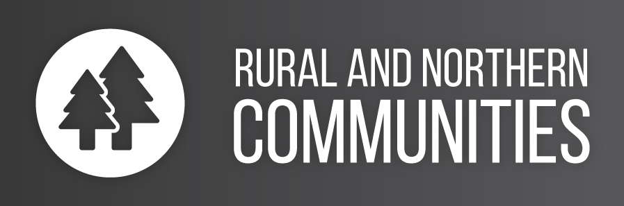 Rural and Northern Communities icon