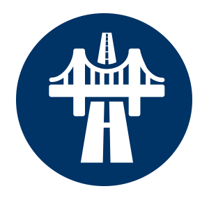 Trade and Transportation Infrastructure icon